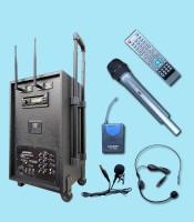 C Portable wireless auderpro ap1282pa
